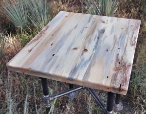 Global Warming Ravaged Wood